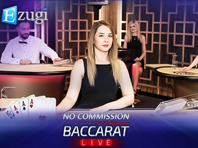 ezugi no commission baccarat